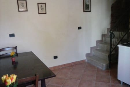 Terratetto indipendente alle porte di Pisa-Laiano - Hus