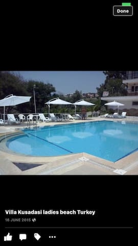 Beautiful villa ladies beach - Kusadasi - Villa