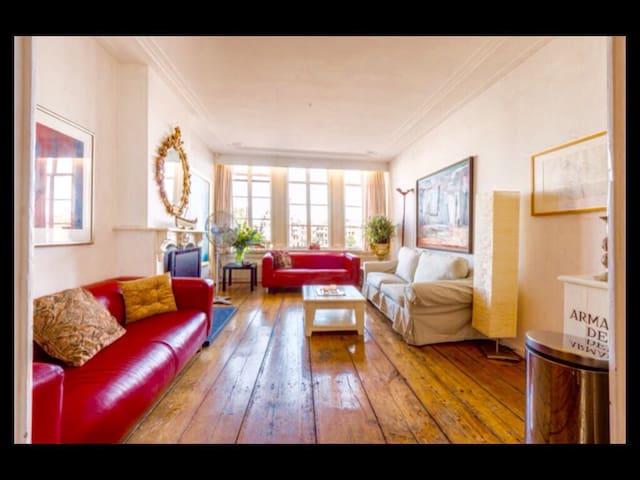 Rembrandtsquare apartment Smoker friendly
