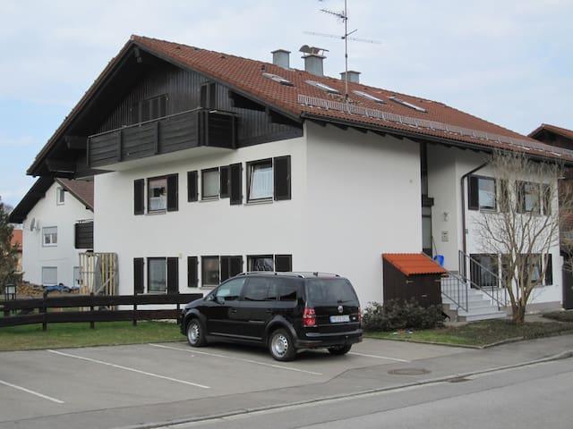 Wunderschöne 2 Zi-Wohnung in Nesselwang - Nesselwang