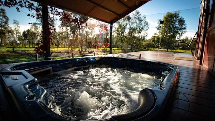 Carriages Spa Retreat