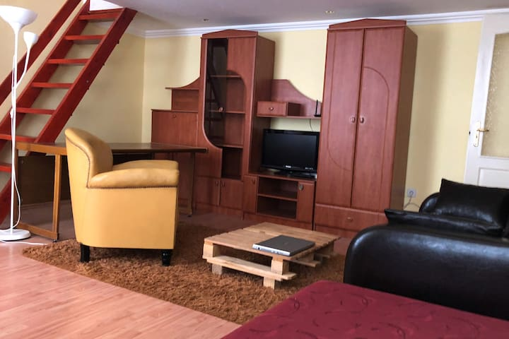 Cosy room in the city centre with reasonable price