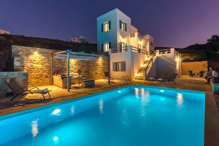Oceania Luxury Villa (4 person)
