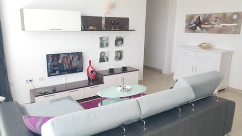 Apartment with 2 bedrooms in Riveira