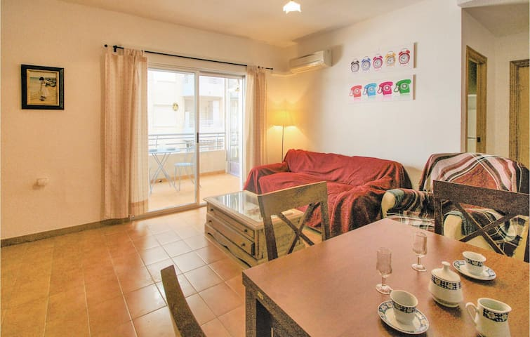 Holiday apartment with 1 bedroom on 55m² in Santa Pola
