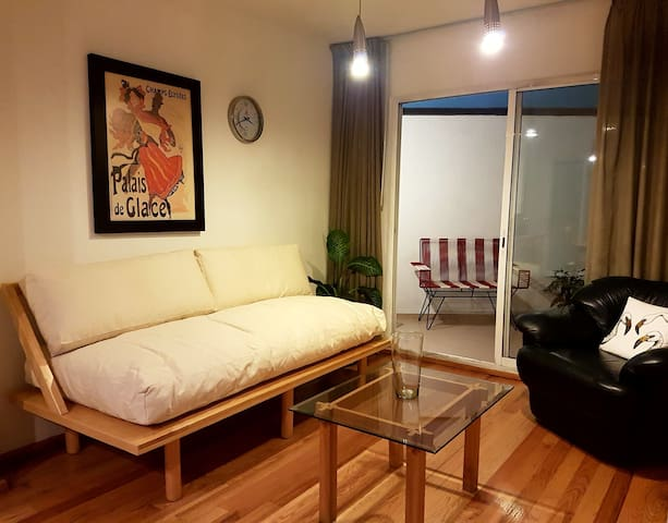 Cool Apartment in Polanco, just perfect for you.