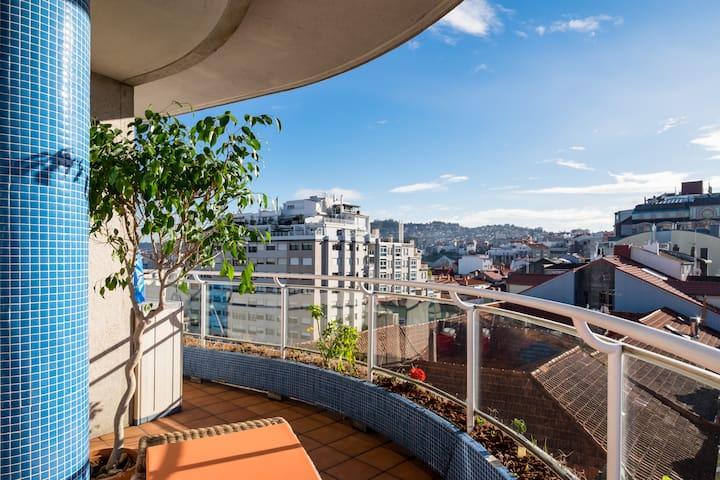 Preciosa Suite-Hotel quality- Vigo! - vigo - Appartamento