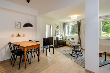 Beautiful appartment in Steinheim meteoritecrater