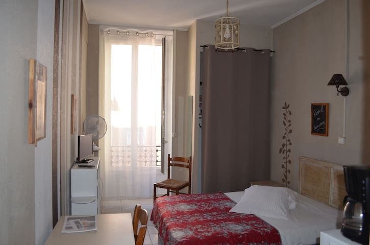 """hôtel meublé """"Résidence Fricéro"""""""
