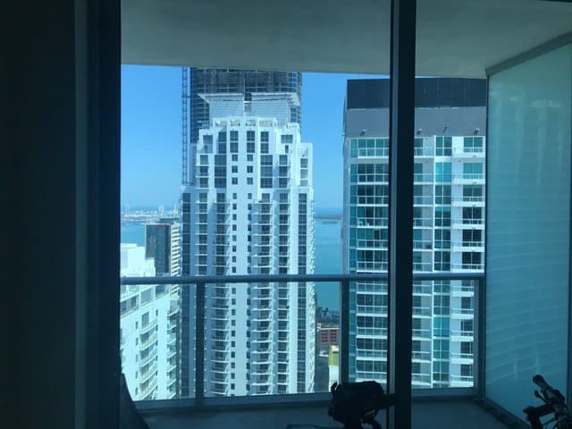 Master Bedroom. Brickell Miami Area - Miami - Apartemen
