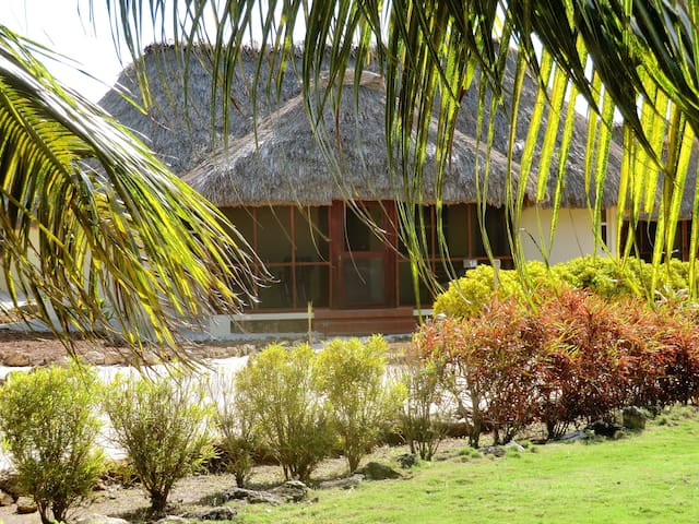Luxury Beachfront Casita - Corozal - House