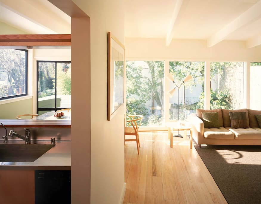 Noe valley modern view home houses for rent in san for Modern view homes