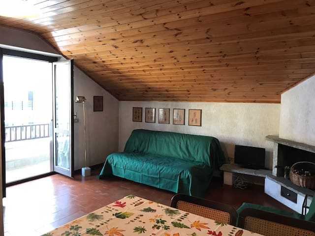 Accogliente appartamento per una vacanza sugli sci