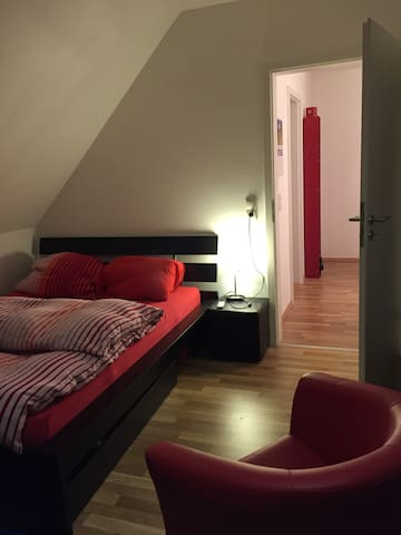 Modernes Zimmer nähe Steigerwald - Gerolzhofen