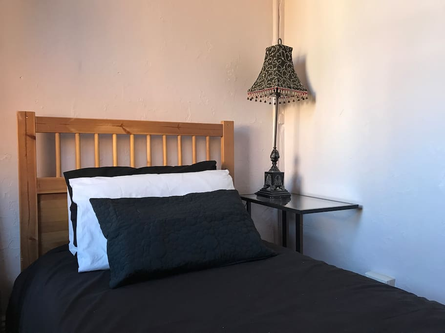 Private, quiet solo room