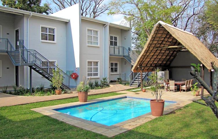 Apartments @ 125 - 2 bedroom unit