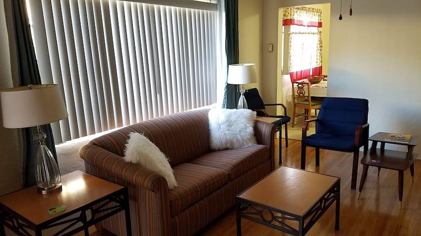 Orale! Airbnb Albuquerque - Albuquerque - Apartment