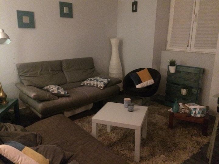 Chambre dans appartement douillet!