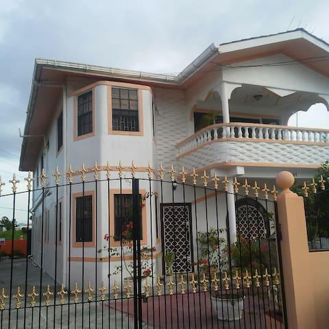 East Bank Demerara House