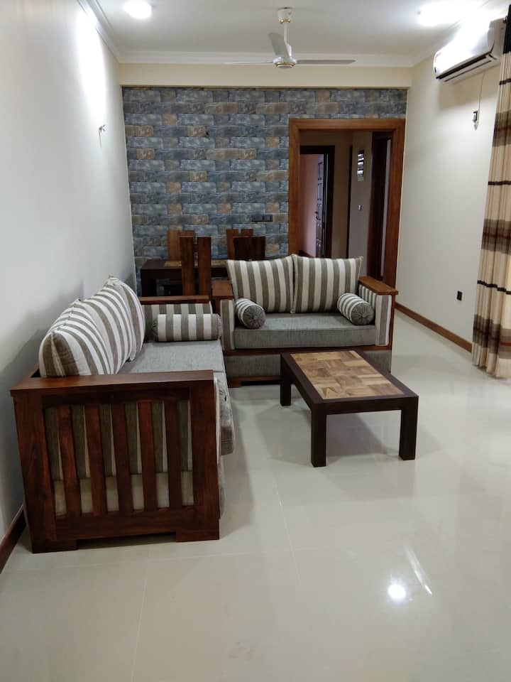 Colombo, Blue Hills Apartment
