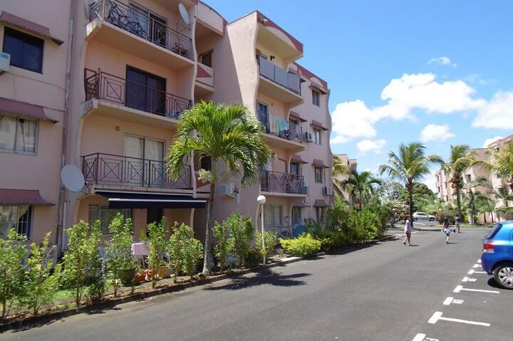 Appartement de 3 chambres proche de la plage