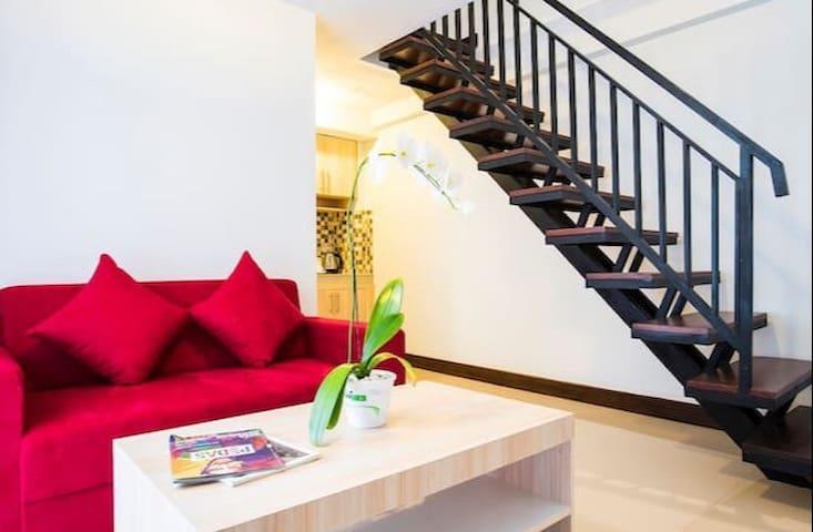 Legian Loft Apartment + Ext Bed #3 - RO/ 3 Guest