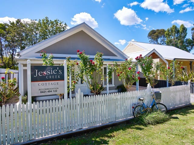 Jessie's Creek Cottage, King Valley