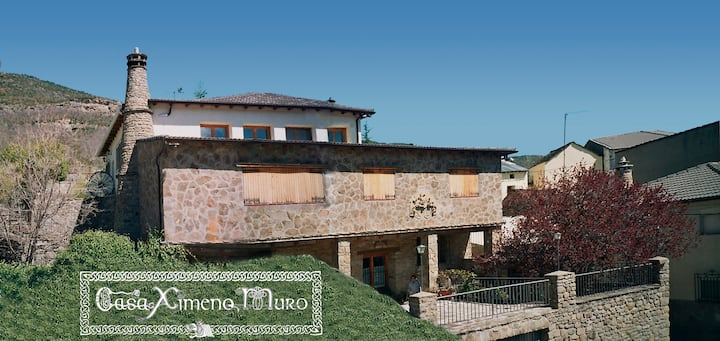 "Casa Ximeno - Muro  ""Tranquilidad en el Pirineo"""