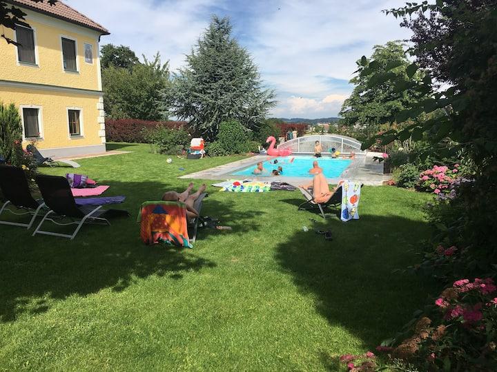 Ferienwohnung Familienurlaub am Bauernhof erleben