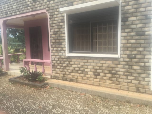 Private house in Entebbe Town