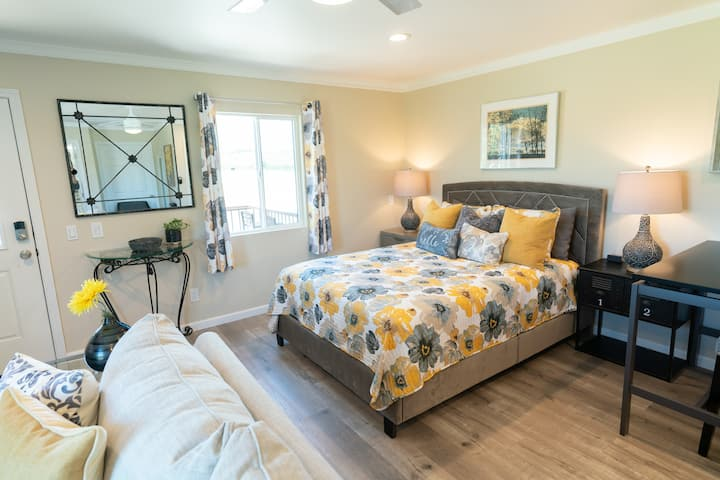 The Apartment at Kiler Canyon Vineyard