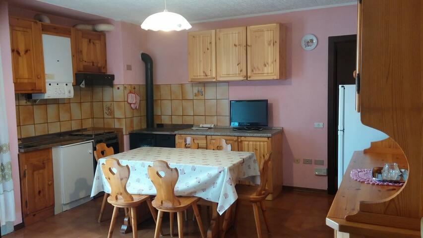 Appartamento a Dimaro - Dimaro - Apartemen