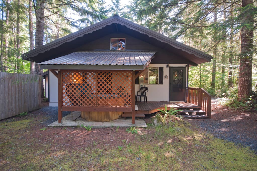 Nisqually chalet at mt rainier cabanes louer for Cabine vicino a mt ranier