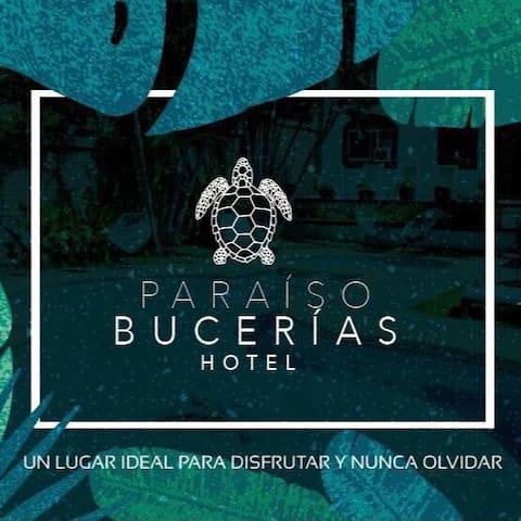 Bungalows Paraíso Bucerías - 2 Bed - Bucerías - Bungalow