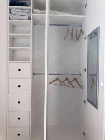 Your room – wardrobe