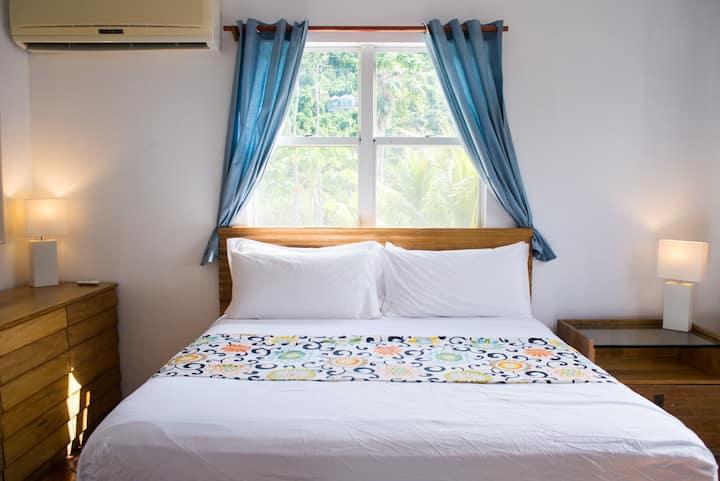 Cozy Cane Garden Bay Beachfront Suite