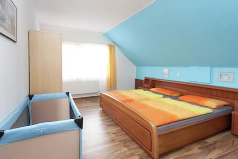 Appartement met enorme tuin in lucht- en kneippkuuroord in Oberharz