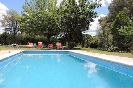 Winery estate with private pool near Barcelona - Torrelavit