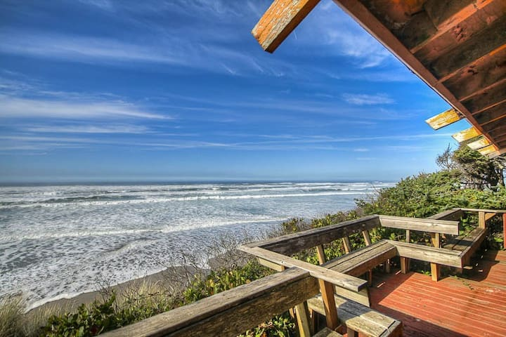 This Oceanfront Home Offers a Front Row Seat to Incredible Views!