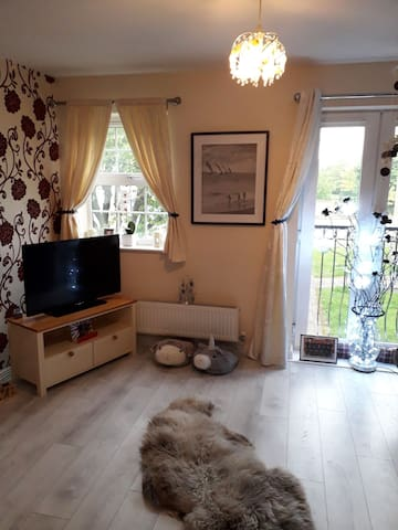 Lovely double with Ensuite