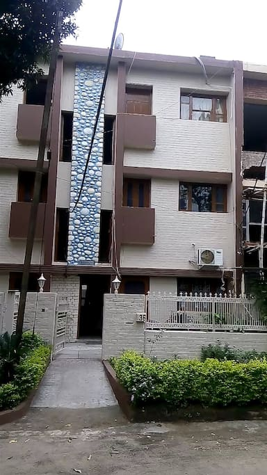 building in prime area .just 0.5 km from sector-17 ISBT And COMMERCIAL HUB