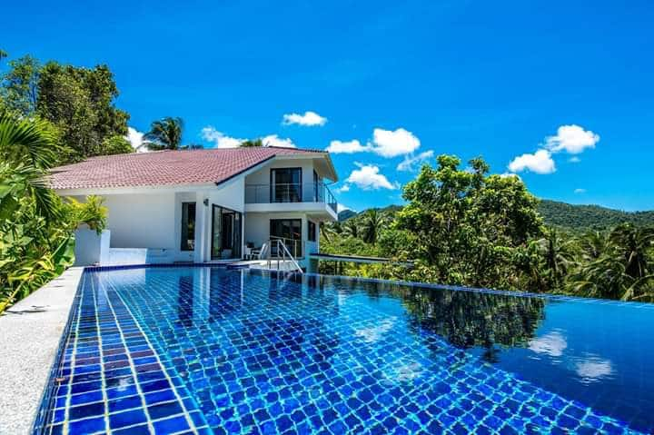 Stunning 2bedroom Infinity Pool Villa