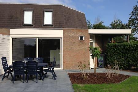 Ons zeehuisje - Nieuwvliet-Bad - Cabin