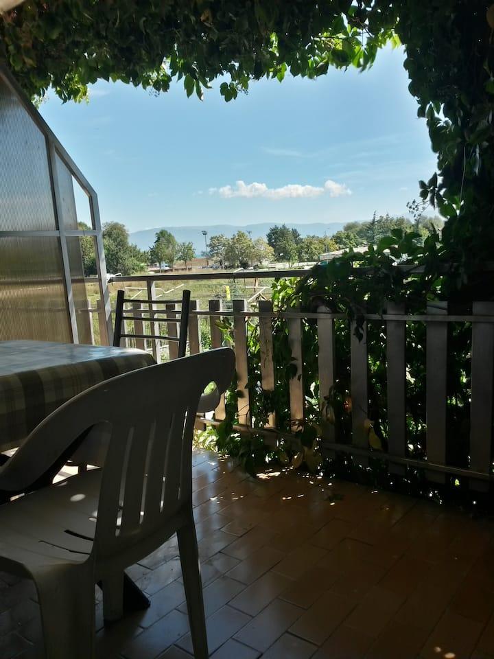 Wonderfull Struga - balcony room