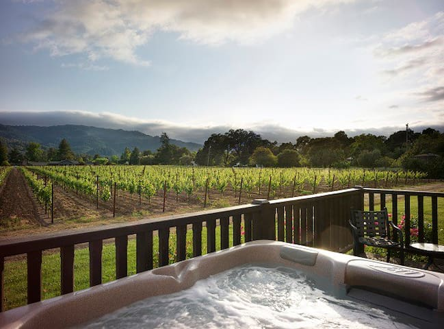 Harvest Inn, Vineyard View Collection Spa