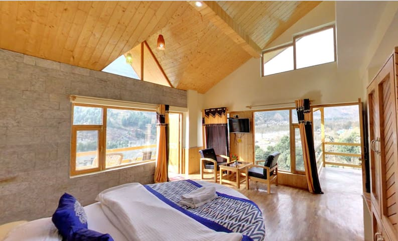 Roo Cottage - Manali - Bed & Breakfast