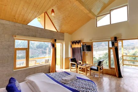 Manzana Woodlet Cottage - Manali - Bed & Breakfast