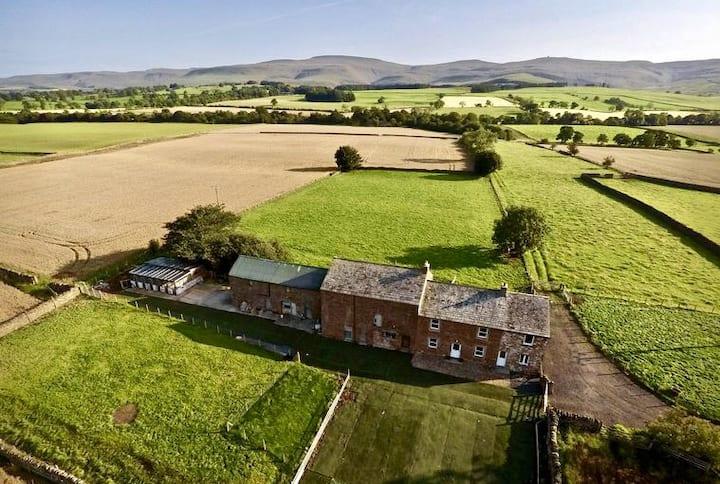 Low Slakes Cumbria Peaceful rural house near lakes