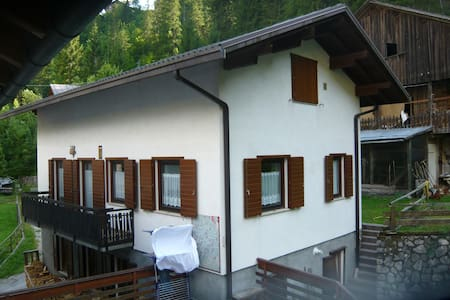 House Rosa - chalet  in the green