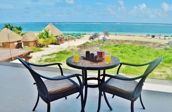 Condominio frente al mar Delmar # 3 - 2R